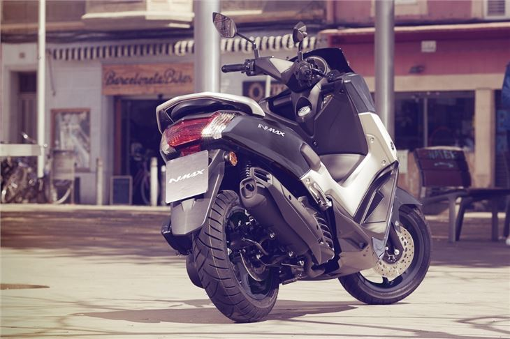 Review: Yamaha NMAX 125 | Product Reviews | Honest John