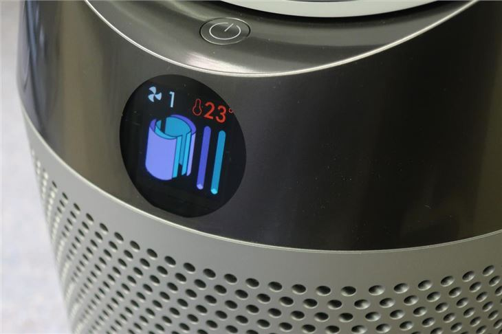 Review: Dyson Pure hot+cool purifying fan heater | Product