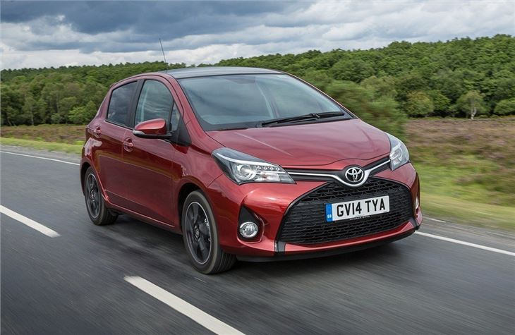 Toyota Yaris and Yaris hybrid 2011  Car Review  Honest John