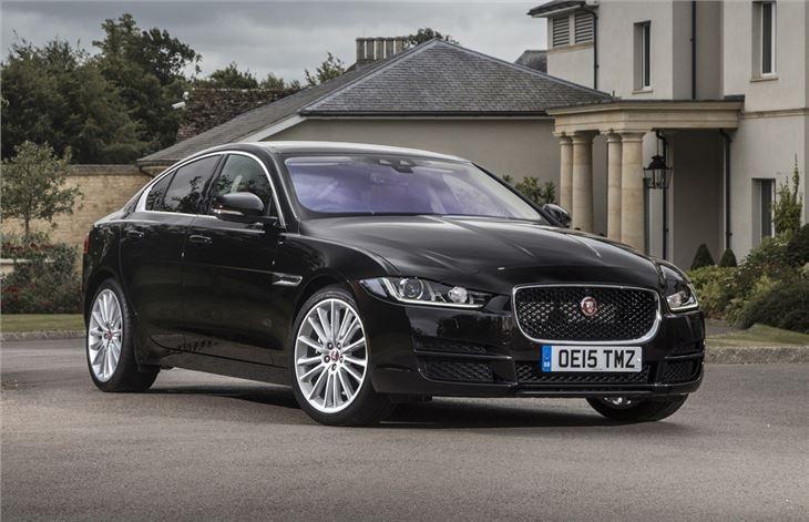 jaguar xe x760 2015 car review honest john. Black Bedroom Furniture Sets. Home Design Ideas