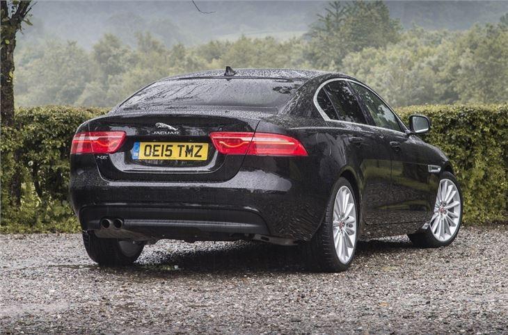 Jaguar XE X760 2015 - Car Review   Honest John