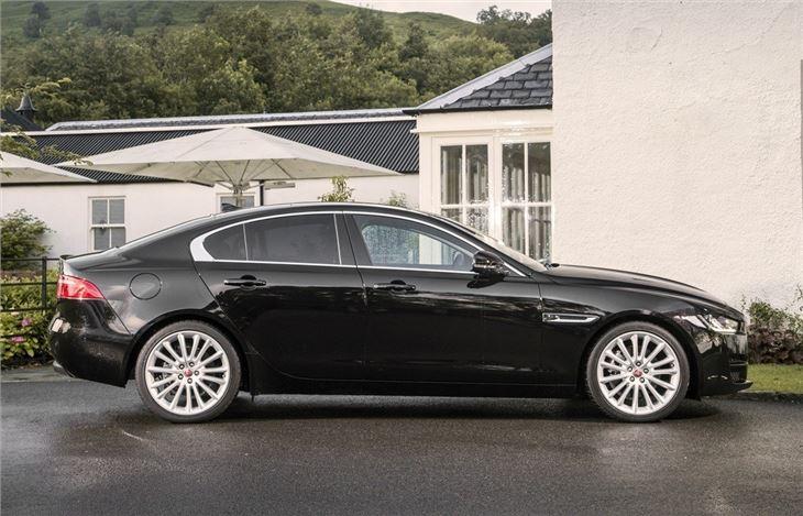 Jaguar Xe X760 2015 Car Review Honest John