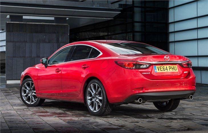 Marvelous Mazda 6 (2013u20132018)