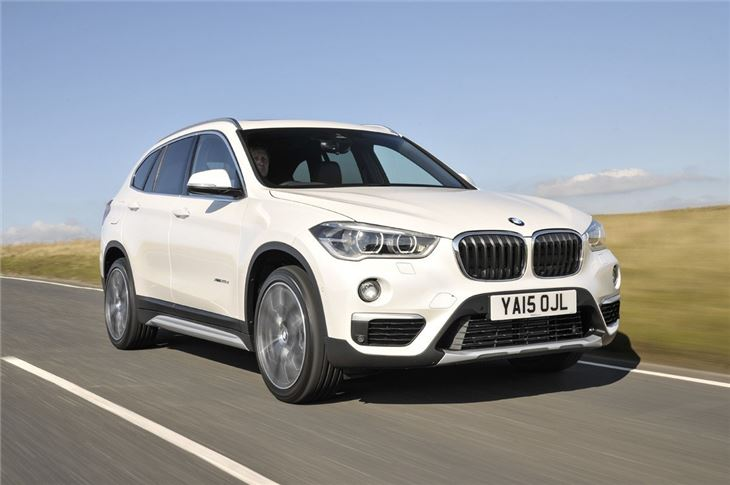 bmw x1 2015 car review honest john. Black Bedroom Furniture Sets. Home Design Ideas