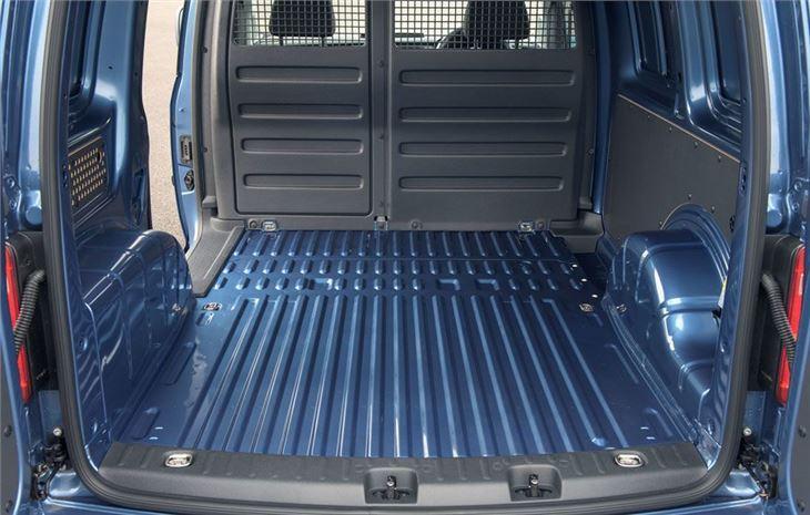 Volkswagen Caddy 2015 - Van Review | Honest John