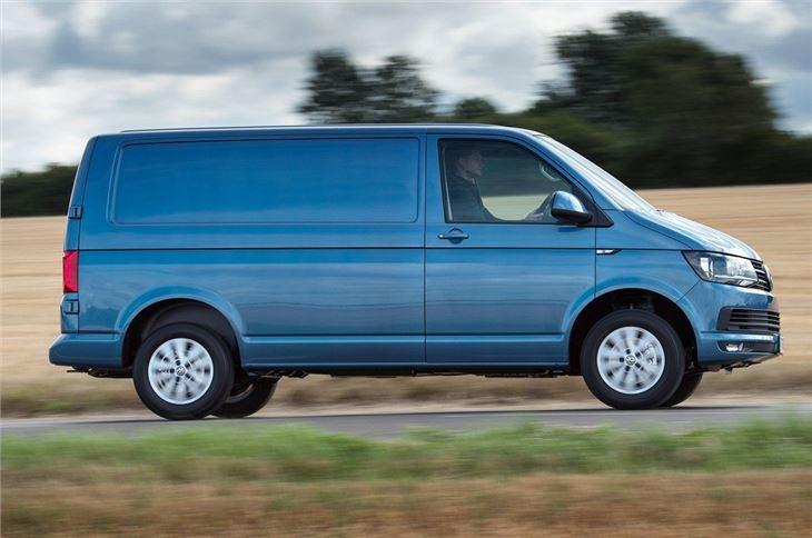 volkswagen t6 transporter 2015 van review honest john. Black Bedroom Furniture Sets. Home Design Ideas