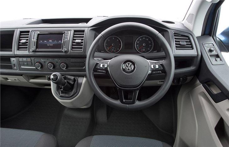 Volkswagen T6 Transporter 2015 Van Review Honest John
