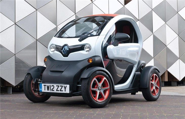 Renault Twizy 2012 Car Review Honest John