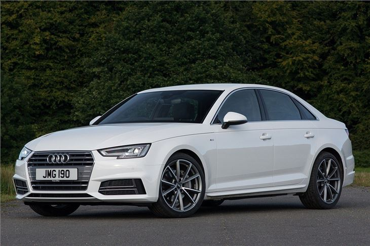 Audi A4 B9 2015 Car Review Honest John