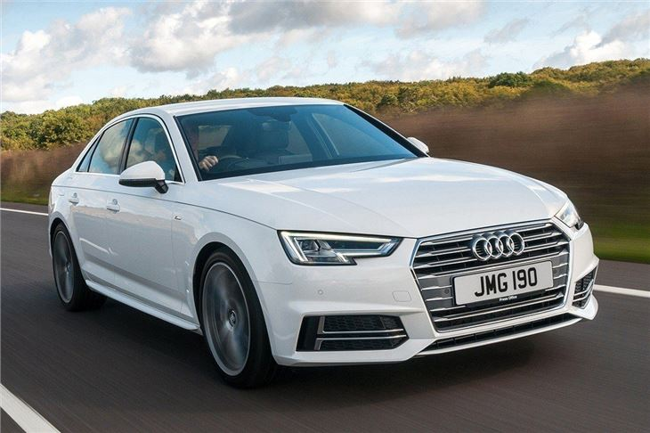 Audi A4 2015 Car Review Honest John