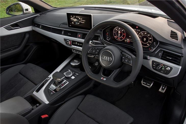 audi a4 2015 car review honest john. Black Bedroom Furniture Sets. Home Design Ideas