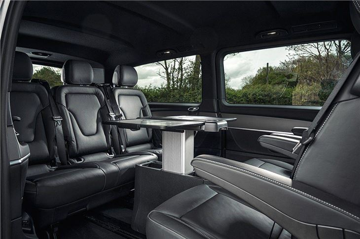 Mercedes Benz V Class 2015 Van Review Honest John