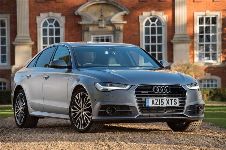 Audi A6 (2011u2013) Pictures