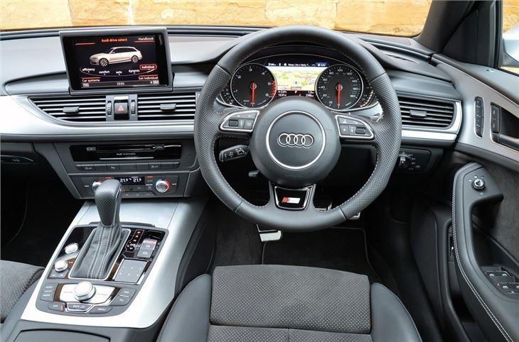 Audi A6 Avant 2011 Car Review Honest John