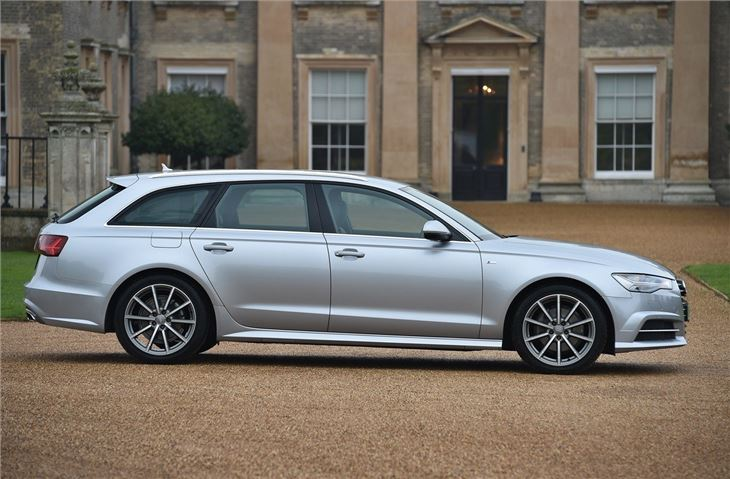 Audi A6 Avant 2011 Car Review Honest John