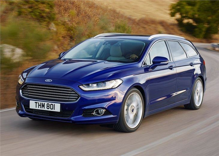 Ford Mondeo Estate 20 Tdci 210ps 2015 Road Test Road Tests