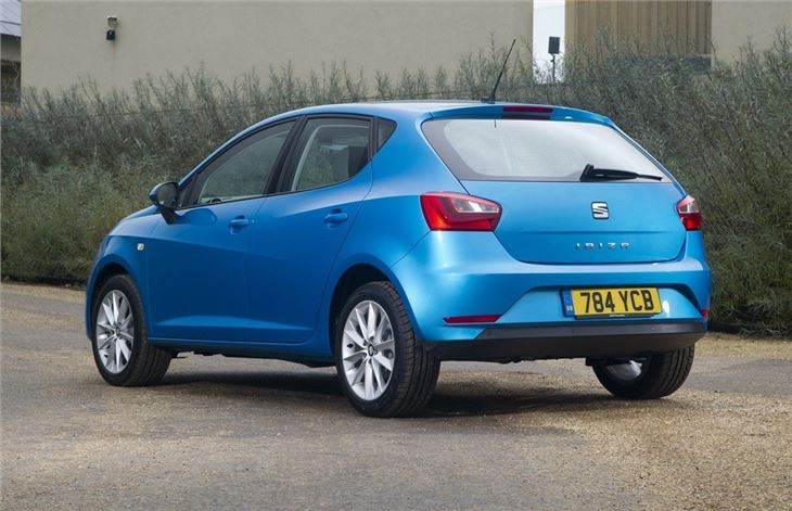 Seat Ibiza 2008 Car Review Honest John