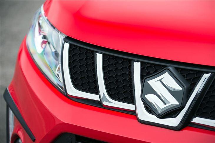 Suzuki Vitara S 1 4 Boosterjet 2015 Road Test Road Tests