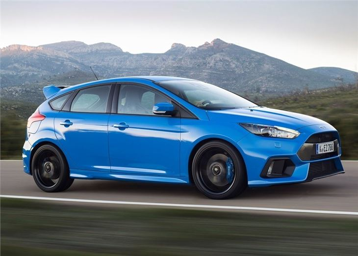 Ford Focus Transmission Recall >> Ford Focus RS 2016 Road Test | Road Tests | Honest John