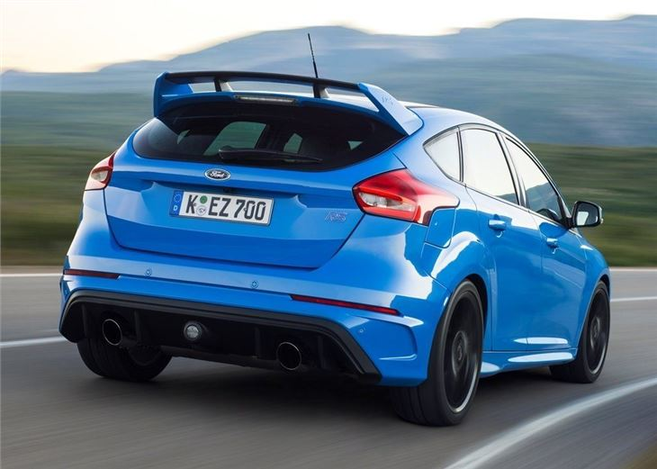 Ford Focus Rs 2016 Road Test Road Tests Honest John