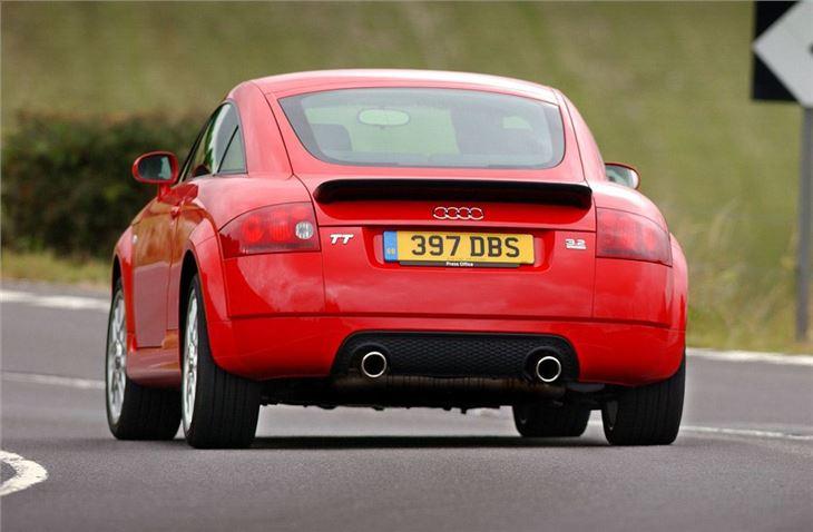 Audi Tt Coupe And Roadster Classic Car Review Honest John