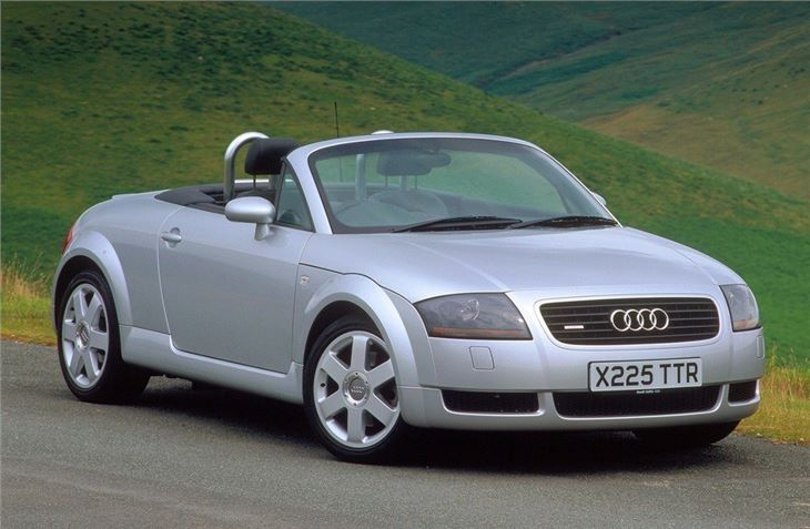 Audi Tt Coupe And Roadster Classic Car Review Honest John