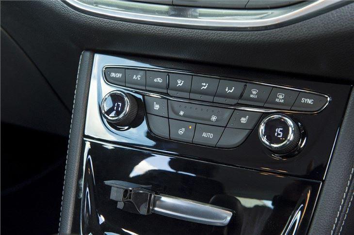 Vauxhall Astra K 2015 Car Review Honest John