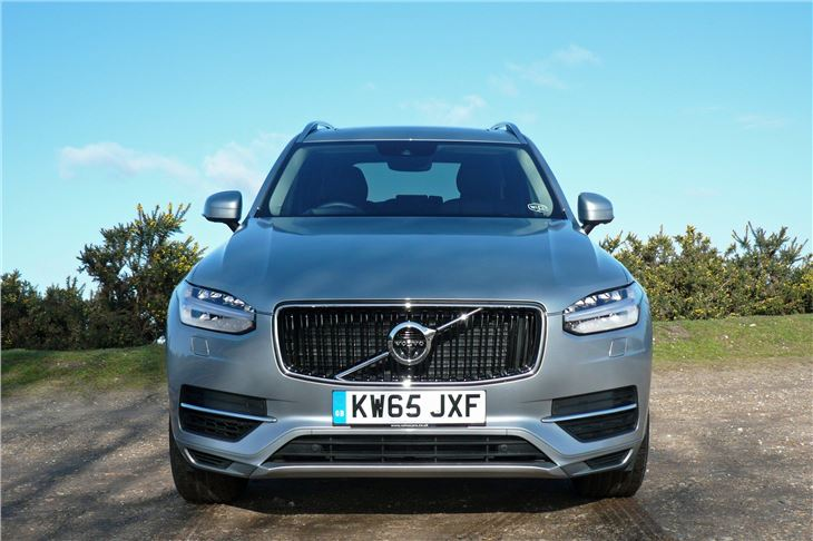 volvo xc90 t8 road test road tests honest john. Black Bedroom Furniture Sets. Home Design Ideas