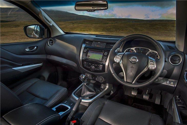 Nissan Navara NP300 2015 - Van Review   Honest John