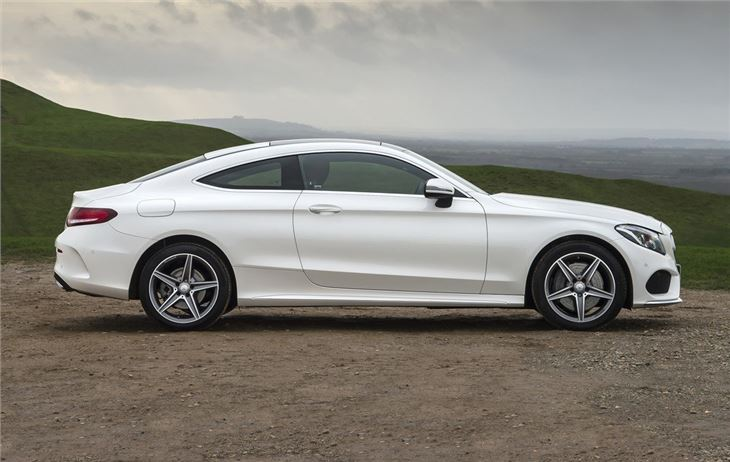Mercedes Benz C Class Coupe 2016 Car Review Honest John