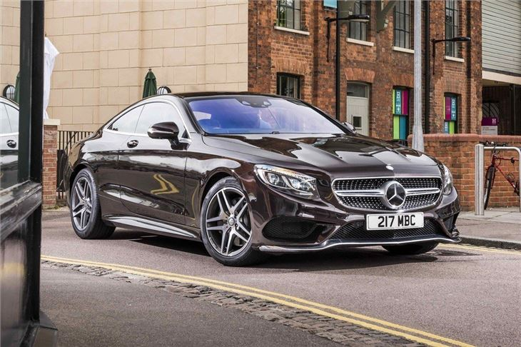 mercedes benz s class coupe 2014 car review honest john. Black Bedroom Furniture Sets. Home Design Ideas