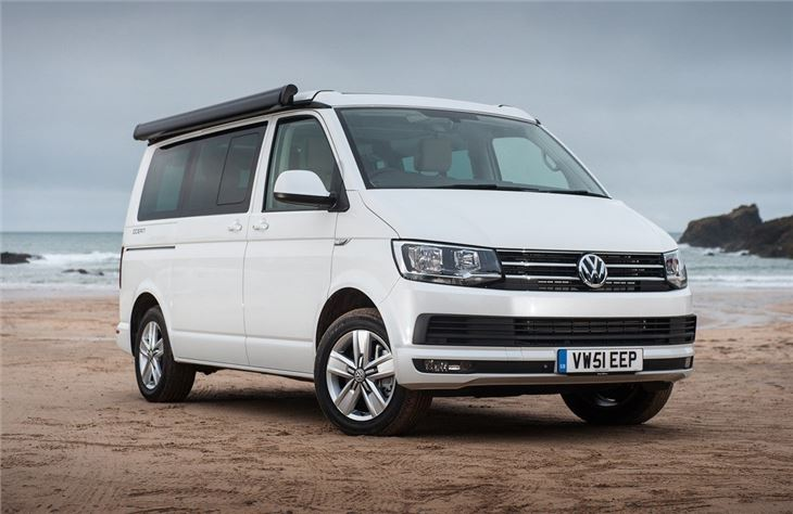 Volkswagen T6 California 2015 Van Review Honest John
