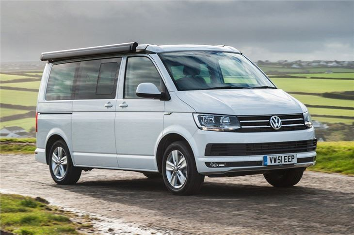 volkswagen t6 california 2015 van review honest john. Black Bedroom Furniture Sets. Home Design Ideas