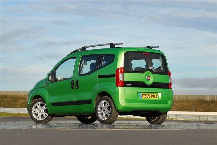 Fiat Qubo 2009 Van Review Honest John