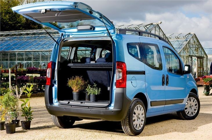 citroen nemo multispace 2009 van review honest john