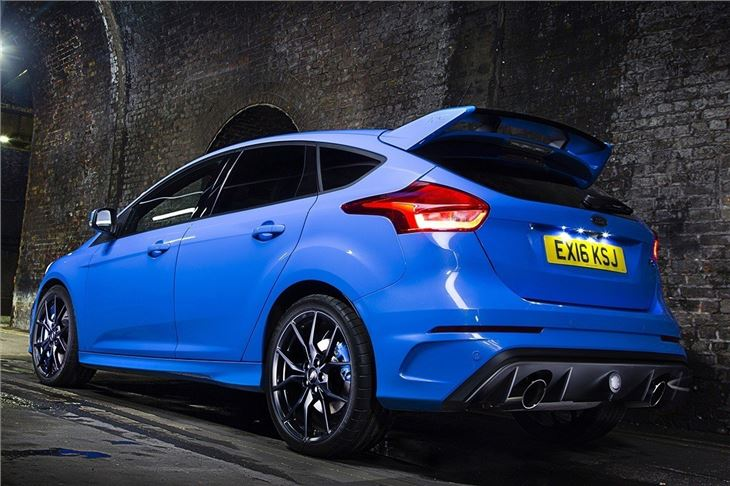 Ford Focus Rs 2016 Car Review Honest John