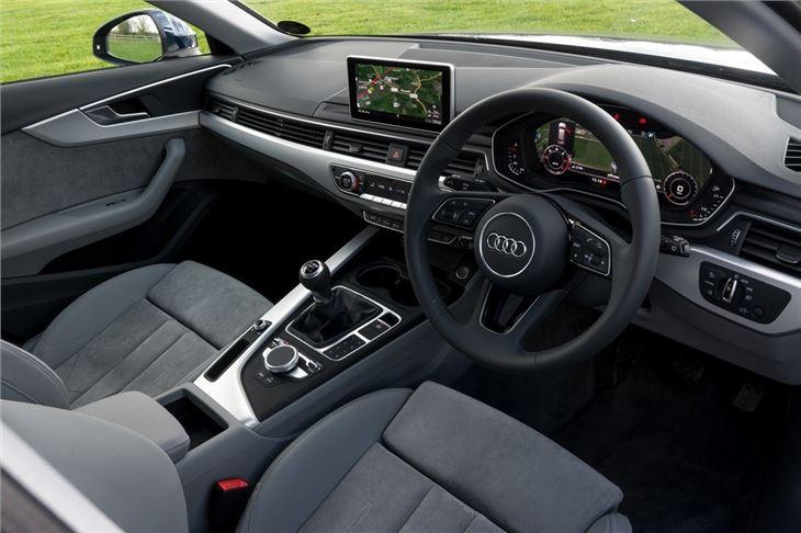 Audi A4 Avant 2015 Car Review Honest John