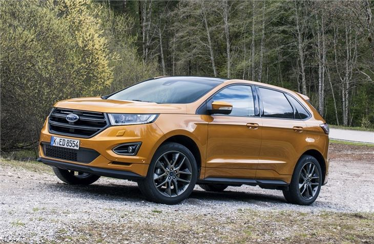 Ford Edge 2015 Car Review Honest John