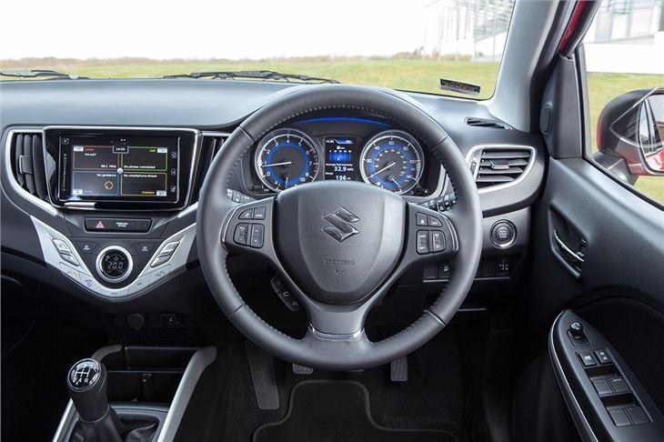 Suzuki Baleno 2016 Car Review Honest John