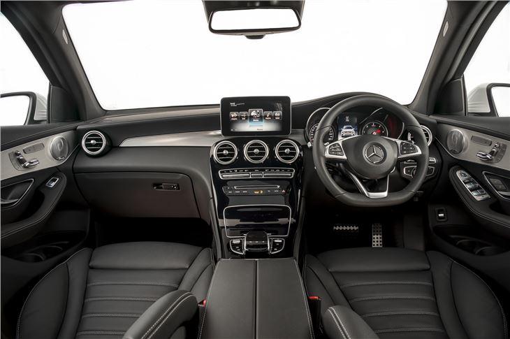 Mercedes-Benz GLC 2015 - Car Review   Honest John