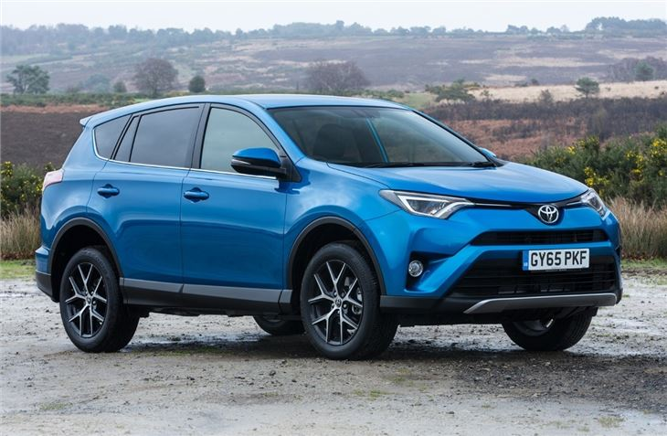 Toyota Rav4 2013 Car Review Honest John