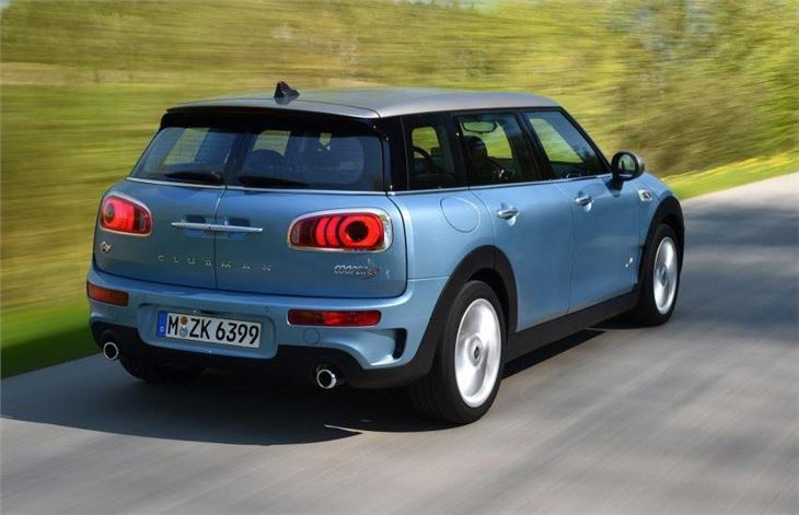 Mini Clubman Cooper Sd All4 Auto 2016 Road Test Road Tests