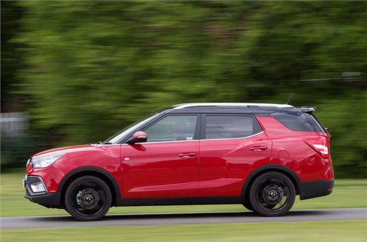 Ssangyong Tivoli Xlv 2016 Car Review Honest John