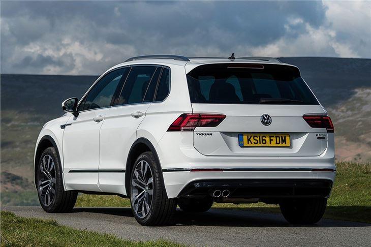 Volkswagen Tiguan 2016 - Car Review | Honest John