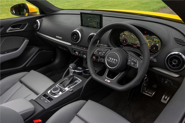 audi a3 cabriolet 2014 car review honest john. Black Bedroom Furniture Sets. Home Design Ideas