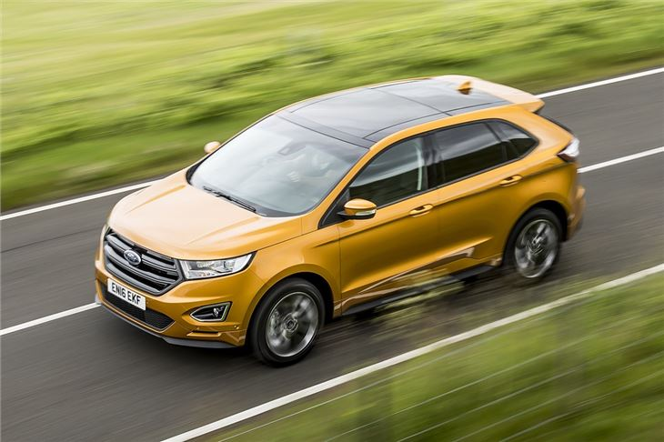Ford Edge 2 0 Tdci 210ps 2016 Road Test Road Tests