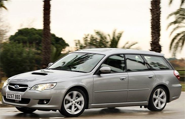 Diesel Fuel Station >> Subaru Legacy and Outback Diesel 2008 - Car Review ...