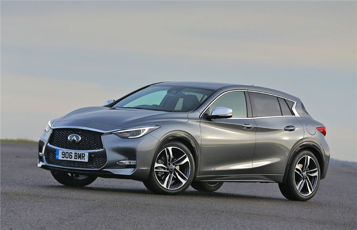 Infiniti Q30 2015 Car Review Honest John