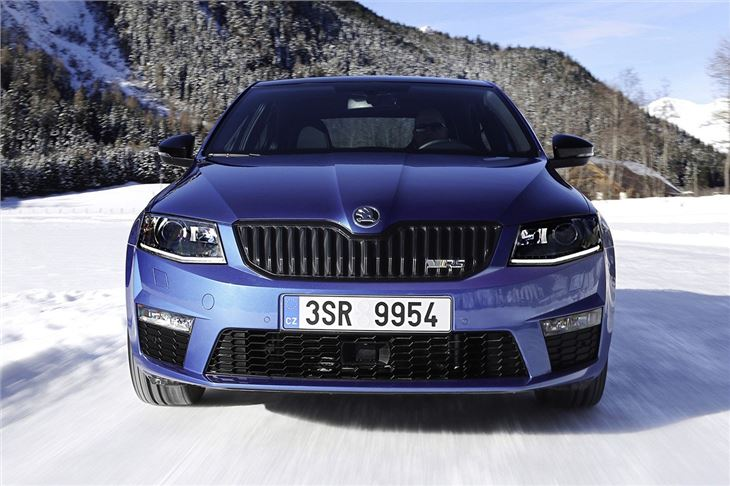 Skoda octavia vrs 4x4 2016 road test road tests honest for Garage skoda 92