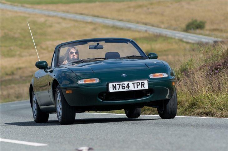 Mazda MX-5 Mk1 - Classic Car Review | Honest John